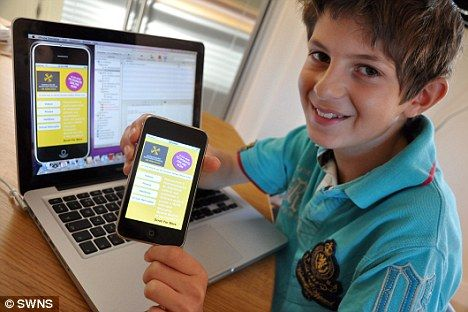 ¿Puede un niño desarrollar una Aplicación para móviles?