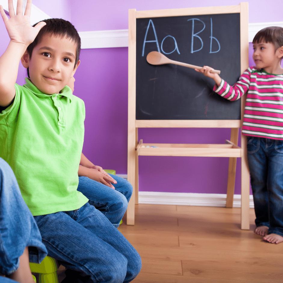 ¿Por qué la educación a niños debe ser en vivo?