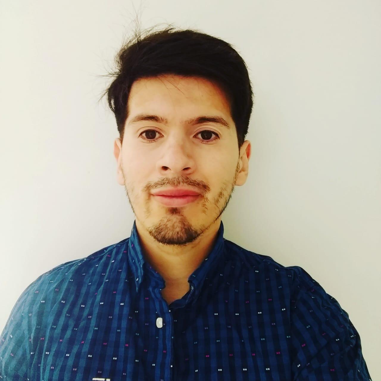 Presentamos a Ezequiel Guzman